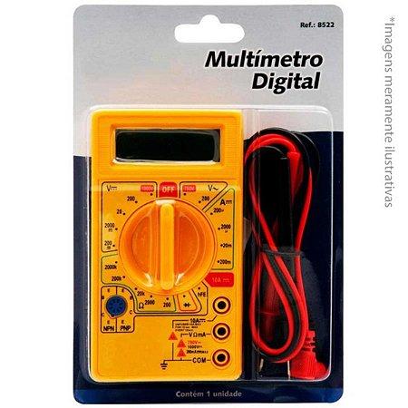 Multimetro Digital DT-830B Empire