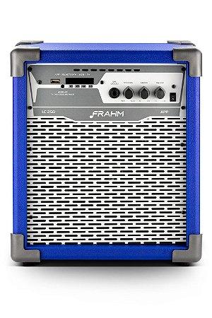 Caixa amplificada multiuso frahm – LC 250 app blue