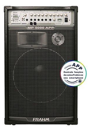 Caixa amplificada m CAIXA AMPLIFICADA MULTIUSO FRAHM – MP 5000 appultiuso frahm – mp 3000 app