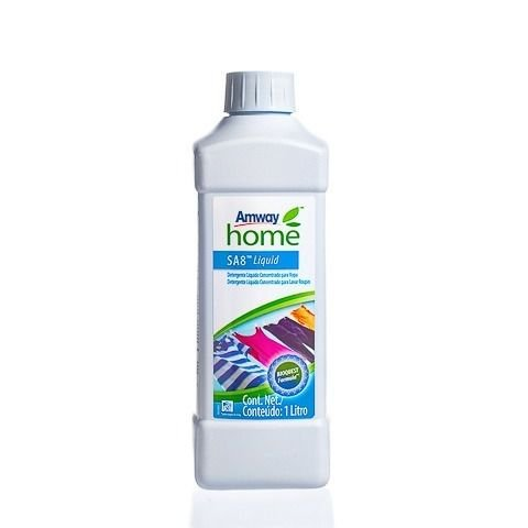Sa8 Detergente Líquido Concentrado Para Roupas