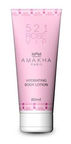 Hidratante Desodorante Corporal Feminino 521 Vip Rosé
