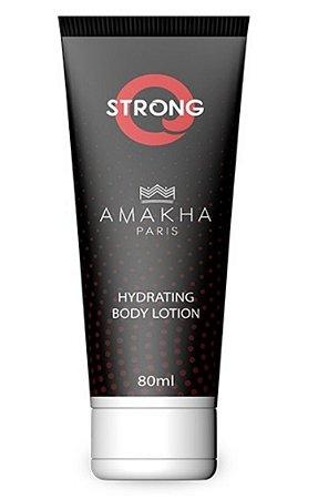 Hidratante Desodorante Corporal Masculino Strong Amakha