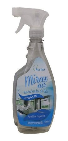 Mirax Air Neutralizador De Odor 500ml Pronto Para Uso Renko
