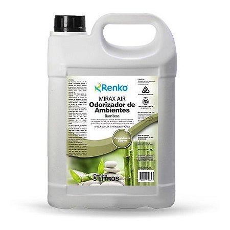 Odorizador Mirax Air Bamboo 5l Para Perfumar Ambiente Renko