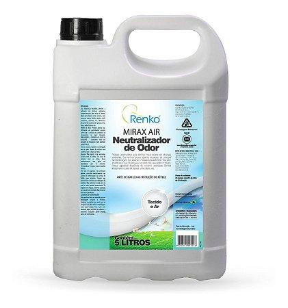 Neutralizador De Odor Mirax Air Tecido E Ar 5 Litros - Renko