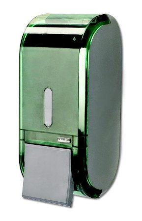 Dispenser líquido Urban reservatório 400ml Verde premisse