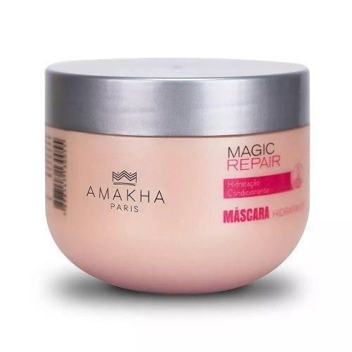 Magic Repair Máscara Hidratante Amakha Paris 300ml Teia