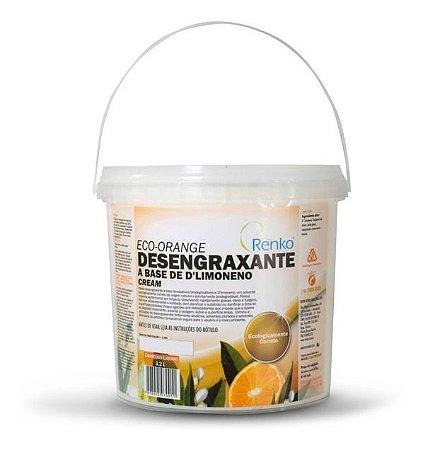 Eco Orange Desengraxante 3,2l Natural Cream Em Pasta Renko