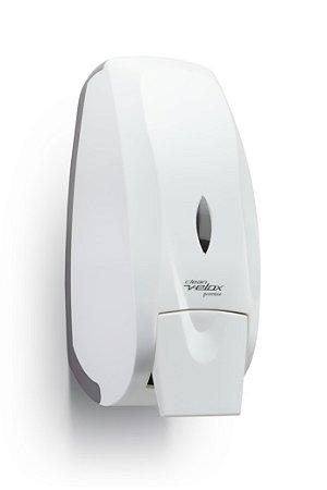Saboneteira Liquida Clean Velox Branca 800ml Forte Premisse
