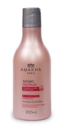 Magic Repair  Condicionador Hidratação Amakha Desmaia 300 ml