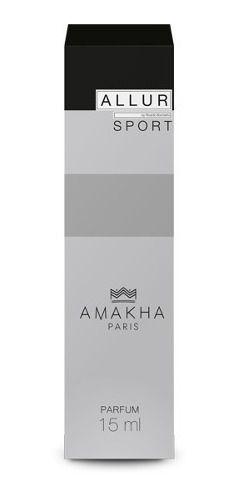 1 Allur & 1 Rb Forte e Autêntico Amakha Paris 15ml Parfum