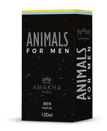 Perfume Masculino Animals Eau de Parfum 100ml Amakha Paris