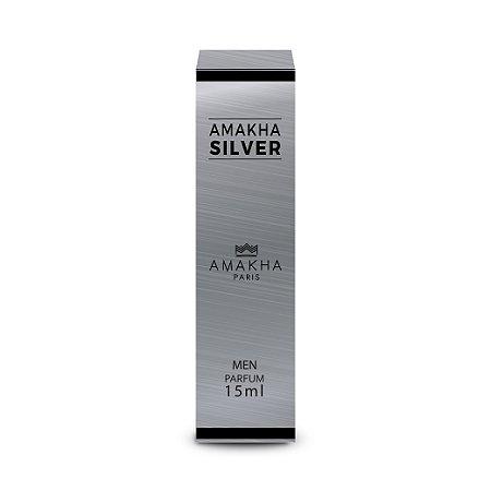 Kit Com 7 Unidades  - Silver Eau de Parfum 33% Amakha Paris