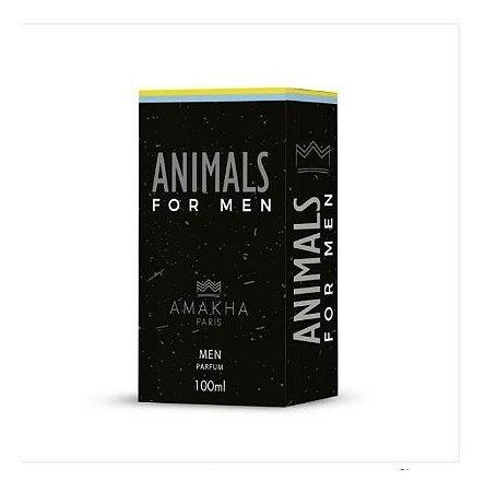 Perfume Animals Amakha Paris 100ml - Eau de Parfum Masculino