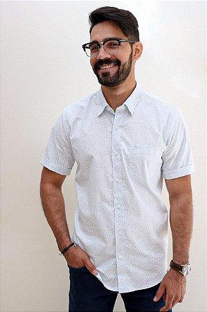 Camisas manga curta Estampada