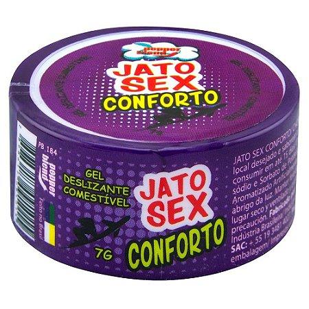 Gel Comestível Jato Sex Conforto 7g Pepper Blend