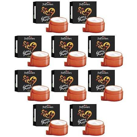 Gotas do Prazer Creme 4g - Kit c/10 Und