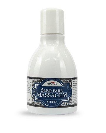 Óleo para Massagem Neutro 40g
