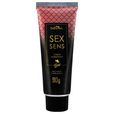 CREME HIDRATANTE SEX SENS LOVE