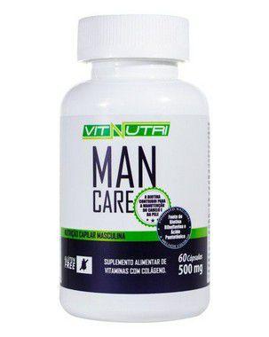 Man Care Nutriçao Capilar Masculina - vinutri