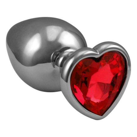 Plug Anal Coração G
