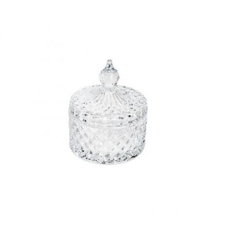 bomboniere de cristal dublin lyor 8x10cm