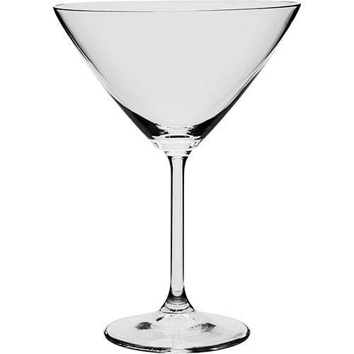 Jogo de taças de cristal bohemia Martine Gastro 280ml 6 unidades