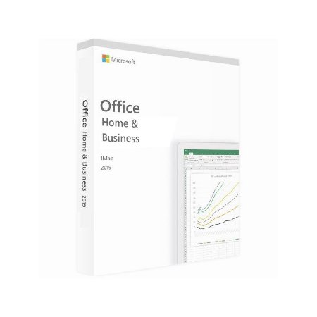 Microsoft Office Home & Business 2019 Para Mac – 32 / 64 Bits – ESD