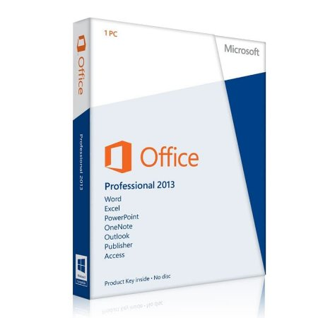 Microsoft Office Professional 2013 – 32 / 64 Bits – ESD