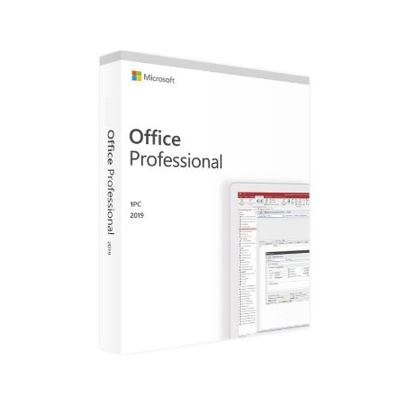 Microsoft Office Professional 2019 – 32 / 64 Bits – ESD