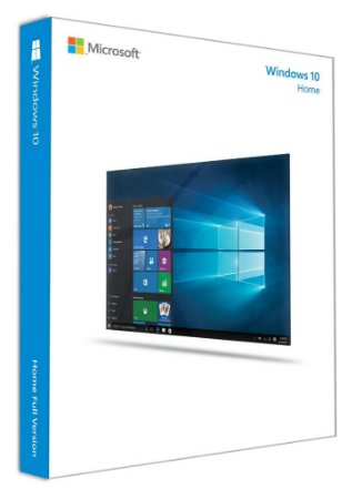 Microsoft Windows 10 Home – 32 / 64 Bits – ESD