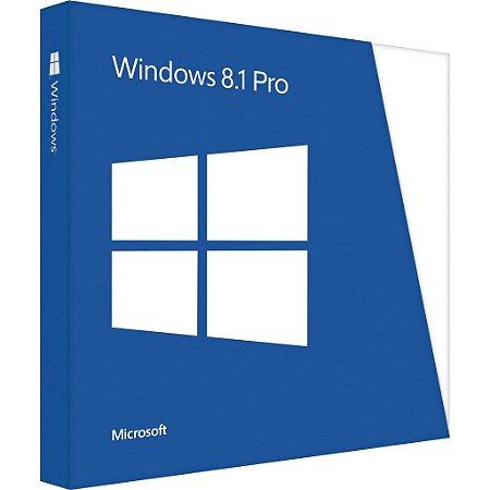 Microsoft Windows 8.1 Pro – 32 / 64 Bits – ESD