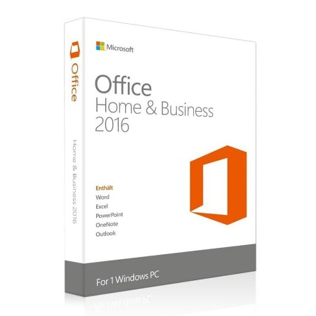 Microsoft Office Home & Business 2016 – 32 / 64 Bits – ESD