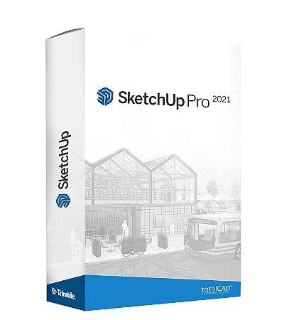 Sketchup Pro 2021 Vitalício