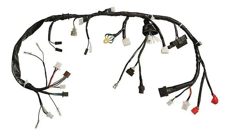 CHICOTE PRINCIPAL HONDA CG 150 TITAN MIX ES 2009 a 2010 EX - MAGNETRON