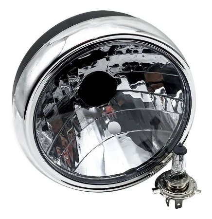 FAROL SUZUKI YES 125 COM LAMPADA - KEISI