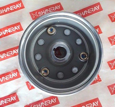 VOLANTE MAGNETO ORIGINAL SHINERAY MAX 150 (COMPLETA)