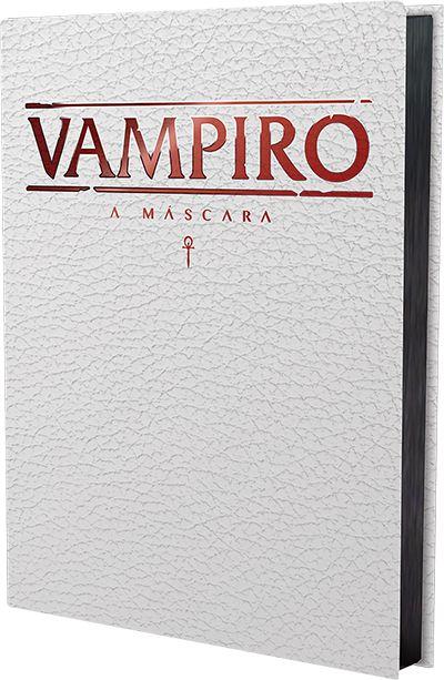 Vampiro: A Máscara - 5a. Edição DELUXE (PRÉ-VENDA - envios previstos para final de Setembro/2021)