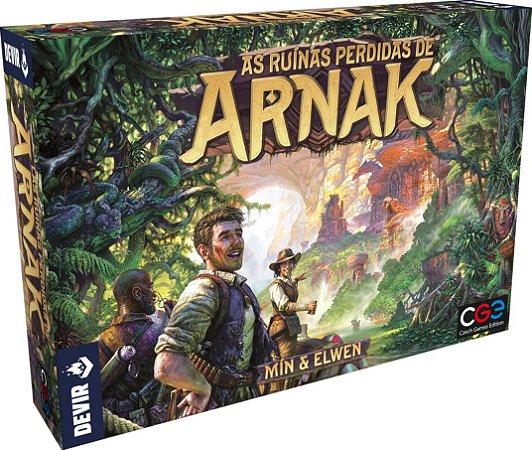 As Ruínas Perdidas de Arnak