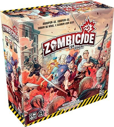 Zombicide 2a. Edição