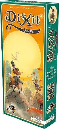 Dixit Origins - Expansão