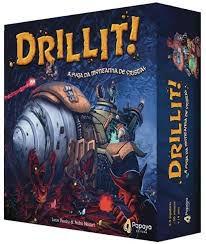 Drillit  - A Fuga da Montanha de Cristal
