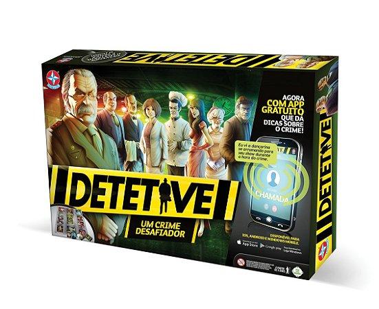 Detetive (com aplicativo de realidade aumentada)