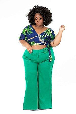 Calça Poder Verde