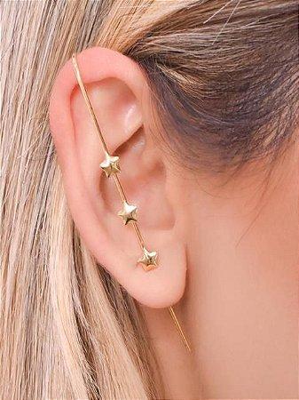 Ear Pin 3 Estrelas