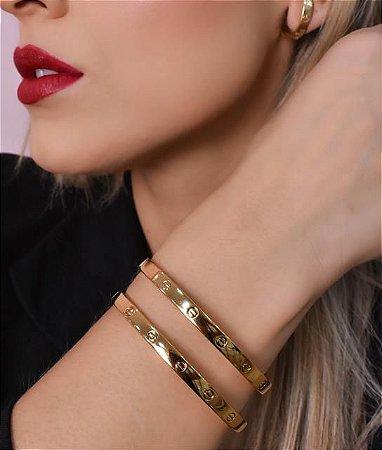 Bracelete estilo réplica