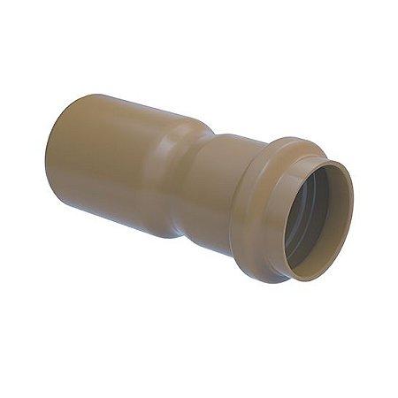 ADAPTADOR PVC BOLSA PTA FOFO X PBA 100 MM - TIGRE