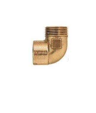 COTOVELO 90º ROSCA MACHO X SOLDA C/ ANEL 35 MM X 1.1/4'' - ELUMA