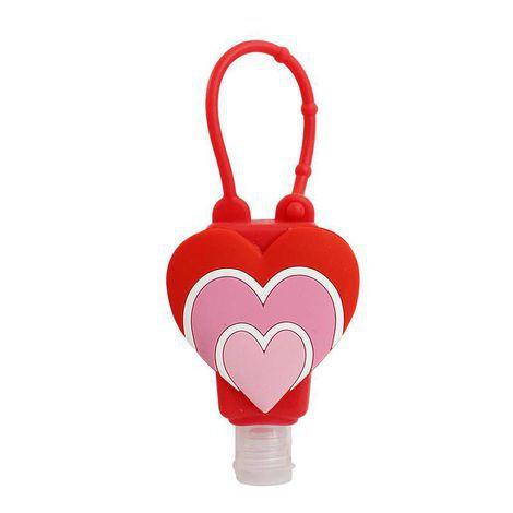 Álcool Gel Hidratante 30 ml Coração - Baby Bath