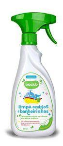 Spray Limpeza de banheiras e azulejos 500 ml - Bioclub Baby